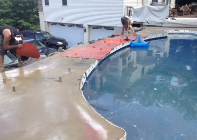 Wantage NJ 07461 stamped concrete contractor