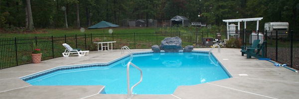 Stamped Concrete Pool Decks & Patios, Vernon, Sparta, Sussex NJ 07461