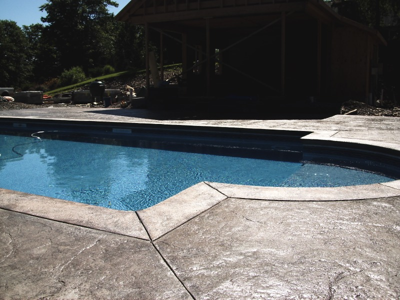Pool patio's in Wantage, NJ.
