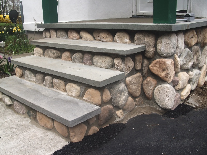 Masonry Steps Services in Wantage, NJ