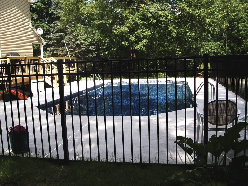 pool patio removal and replacement