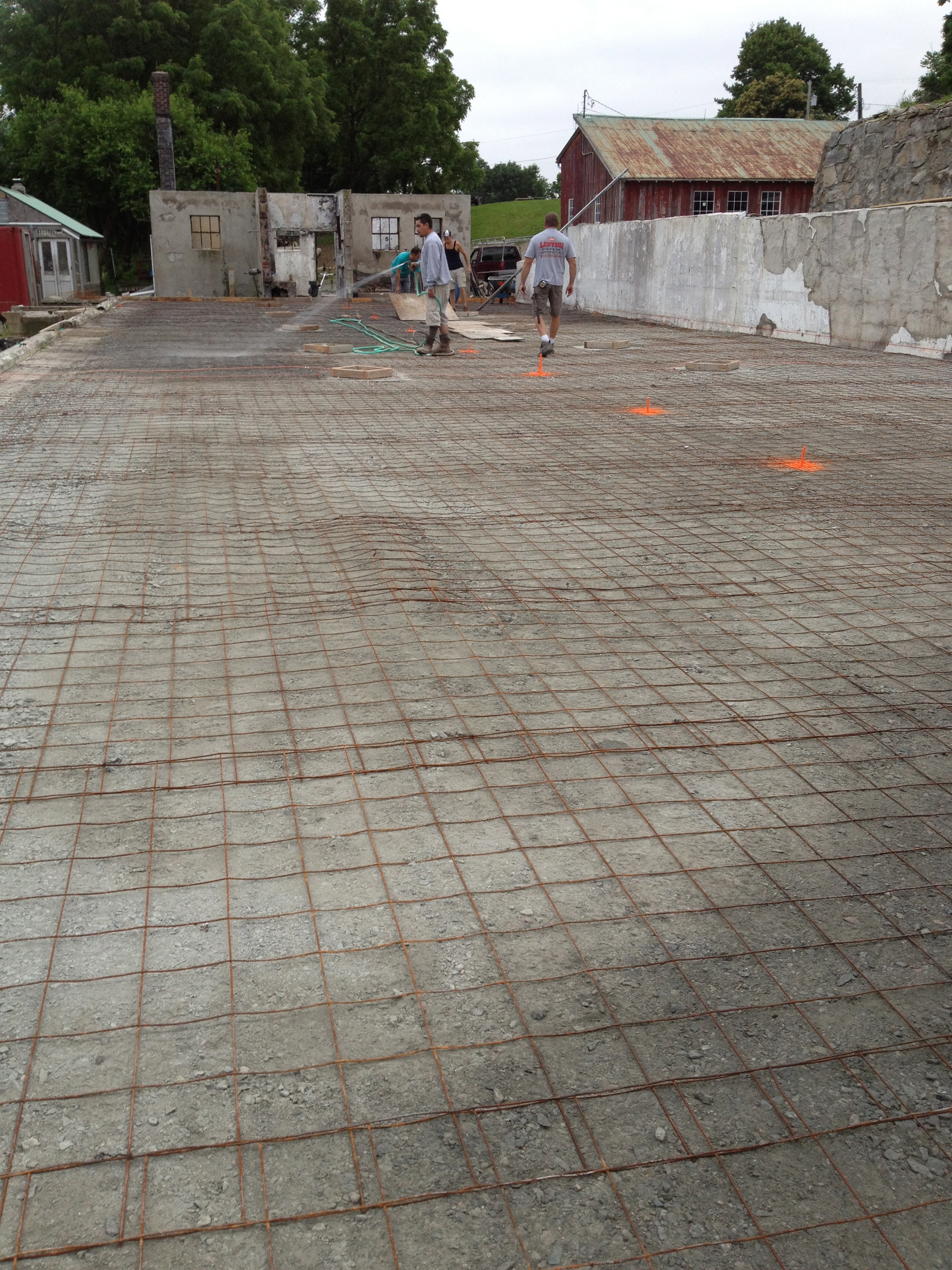 sussex county concrete contractor