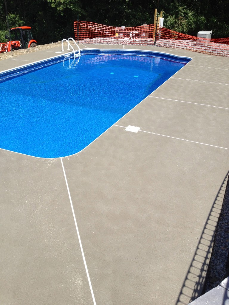 Concrete Pool Decks Sparta New Jersey
