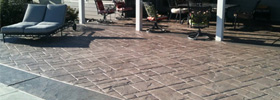 stamped & decorative concrete