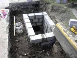 catch basin and storm drain repair and rebuilding