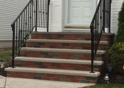 Brick Step repair & installation
