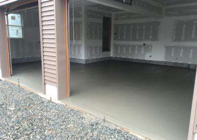 Concrete Garage Floor
