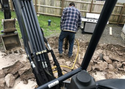 Concrete removal contractors